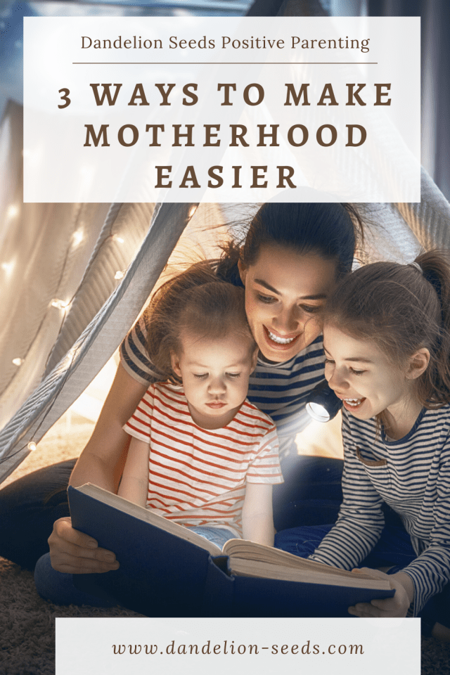 how to be a better mom